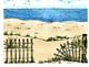 Beach Fences used with Beach Scene set  #11-01-0037