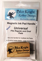 Magnetic Ink Pad Handle - Universal Size
