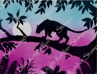 Silhouette Panther
