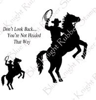 Cowboy, Don't Look Back
