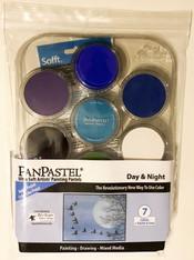 PanPastel Ultra Soft Pastels - Day & Night Palette