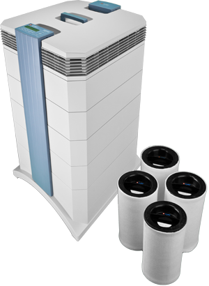 IQAir New Edition GC MultiGas Air Purifier