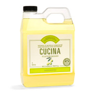 Fruits & Passion Cucina Coriander and Olive Tree Concentrated Dish Detergent Refill