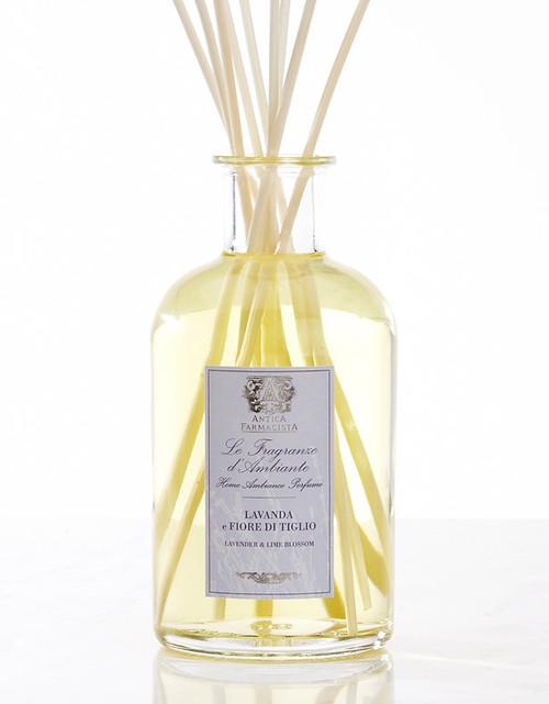 Antica Farmacista Lavender & Lime Blossom Home Ambiance Fragrance 500 ml