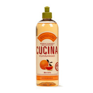 Fruits & Passion Cucina Sanguinelli Orange and Fennel Concentrated Dish Detergent