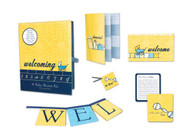 Welcoming: A Baby Shower Kit by Lydia Ricci
