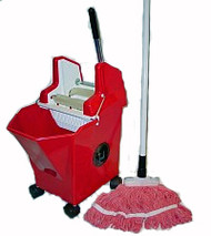 Lady Mop Bucket Set