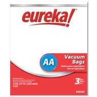 Eureka Style AA Vacuum Bags 3 Pack