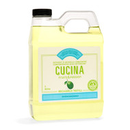 Fruits & Passion Cucina Lime Zest and Cypress Concentrated Dish Detergent Refill