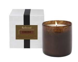 Lafco Redwood Scented/Den Candle