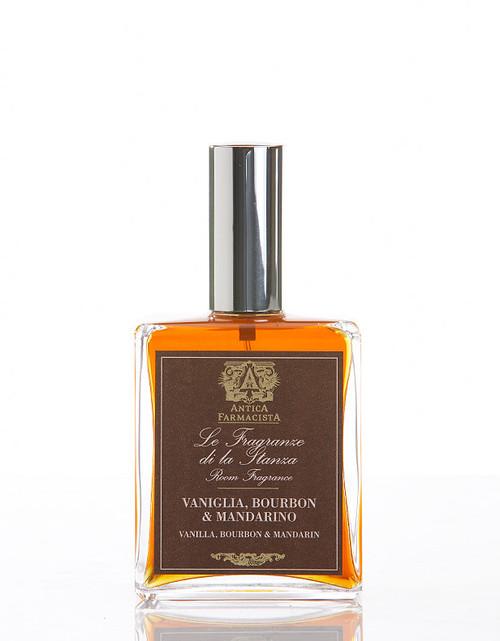 Antica Farmacista Vanilla, Bourbon & Mandarin Room Spray