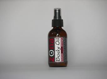 Zona Italian Blood Orange Body Oil