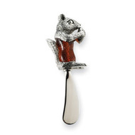 Mudpie Metal Squirrel Spreader
