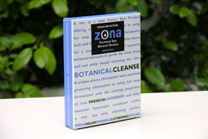 Zona Botanical Cleanse Rejuvenating Spa French Lavender (1 treatment)