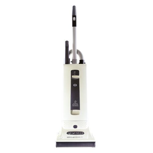 SEBO Automatic X4 White Upright Vacuum Cleaner 9570AM