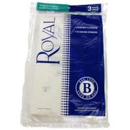 Royal Metal Upright Models Type B Bag