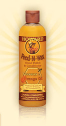 Howard Feed-N-Wax Wood Polish & Conditioner 16 oz.