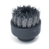Ladybug 38 mm Black Stainless Steel Nozzle Brush