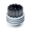Ladybug 38 mm Gray Stainless Steel Nozzle Brush