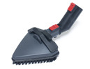 Ladybug Triangle Brush with Black Bristles