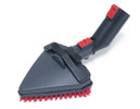 Ladybug Triangle Brush with Red Bristles