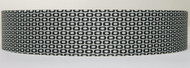 SEBO AIRBELT Replacement Textile Black/Sliver #6047AM/07