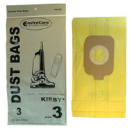 Kirby Style 3 Vacuum Bags