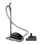 SEBO Airbelt K3 Black Canister Vacuum with Power Head