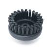 Ladybug 60 mm Black Nylon Nozzle Brush