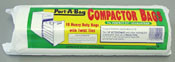 Port-A-Bag K12 Trash Compactor Bags 15 Bags