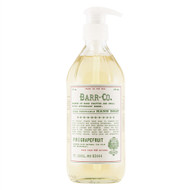 Barr Co. Fir & Grapefruit Pure Vegetable Liquid Hand Soap