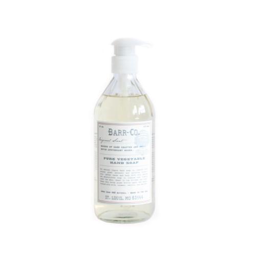 Barr Co. Original Scent Pure Vegetable Liquid Hand Soap