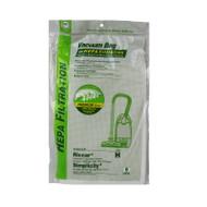 Riccar Simplicity Canister Type H HEPA Vacuum Bags