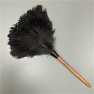 """Premium Black Feather Duster 34"""""""
