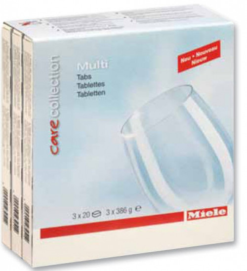 Miele MieleCare Collection Dishwasher Detergent Tabs