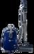 SEBO Airbelt E2 Turbo Canister Vacuum Dark Blue (91620AM)