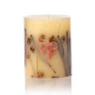 "Rosy Rings Red Currant & Cranberry Botanical Candle 6.5"" 200 hr."