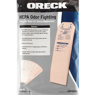 Oreck HEPA odor fighting vacuum bags for Oreck Magnesium