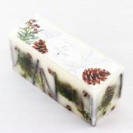 Forest 3 Wick Brick Botanical Candle