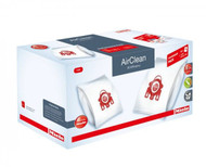 Miele Performance Pack AirClean 3D Efficiency Dustbags Type FJM