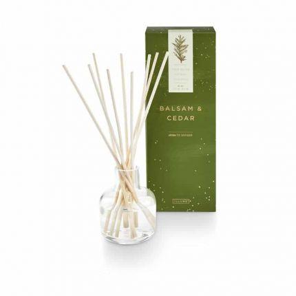 Illume Balsam & Cedar Reed Diffuser