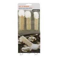 Casabella Soft Tip Bottle Brushes