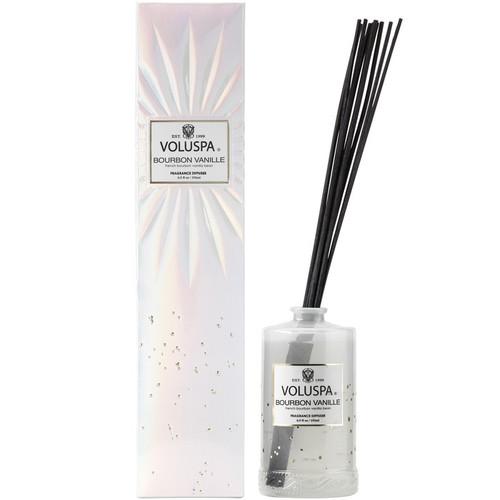 Voluspa Bourbon Vanilla Fragrance Oil and Diffuser