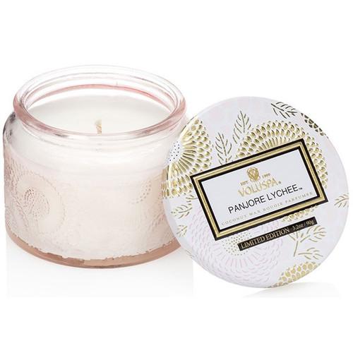 Voluspa Panjore Lychee Petite Candle Jar