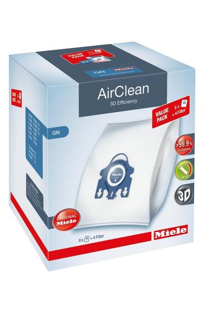 Miele AirClean 3D Efficiency Dust bags Type GN 8 pack