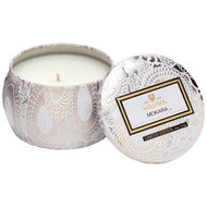 Voluspa Mokara Mini Decorative Tin Candle