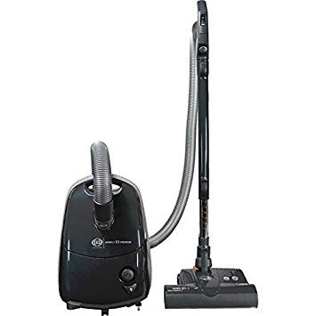 SEBO Airbelt E3 Premium Canister Vacuum Graphite with ET-1 Power Head