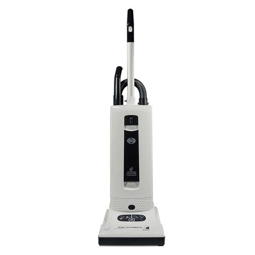 SEBO  Automatic X4 Boost White Upright Vacuum Cleaner