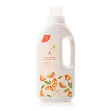Thymes Mandarin Coriander Concentrated Laundry Detergent
