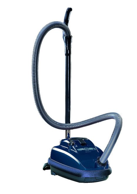 SEBO K2 Kombi with Kombi Nozzle Dark Blue Canister Vacuum 9679AM